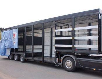 Schröder Fahrzeugtechnik Wiesmoor – innovative Speziallösungen für die Ladungssicherung