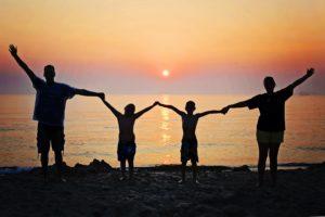 Bildungsurlaub mit der Familie in Ostfriesland